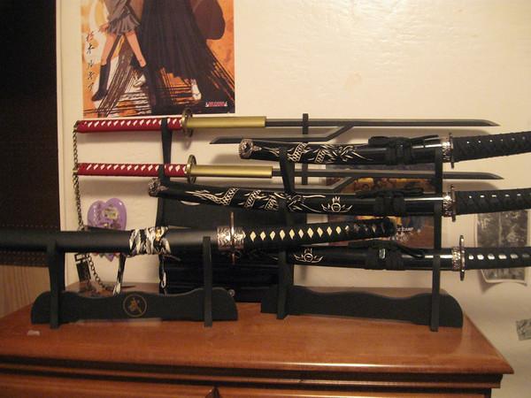 2011-01-12 - MEC Swords
